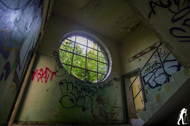 Lost Places: Barracks