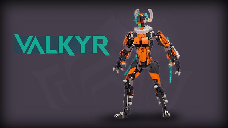 Top 5 Valkyr - Figures