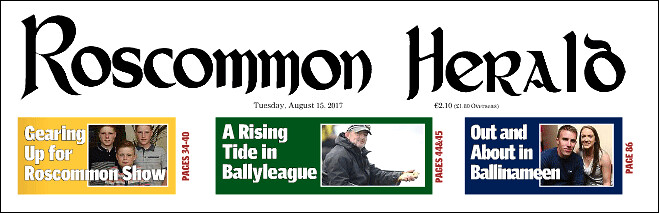 Roscommon Herald 15th August