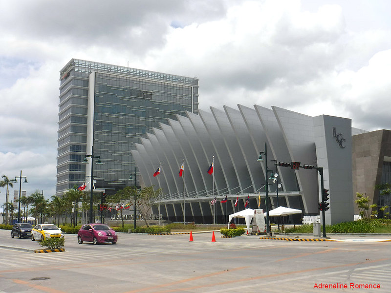 Iloilo Convention Center and Marriott Hotel