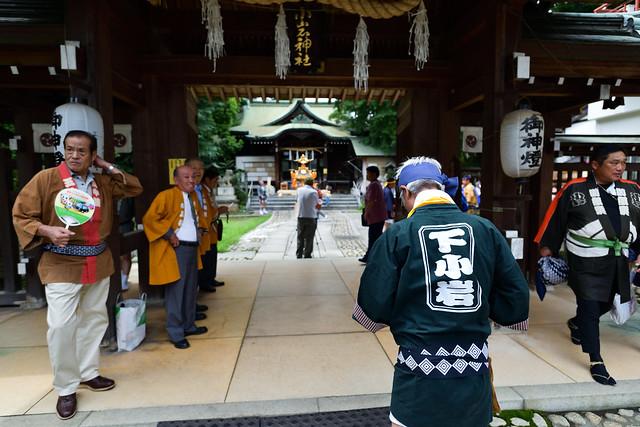 Koiwa Shrine Festival, Nikon D800, AF-S Nikkor 20mm f/1.8G ED