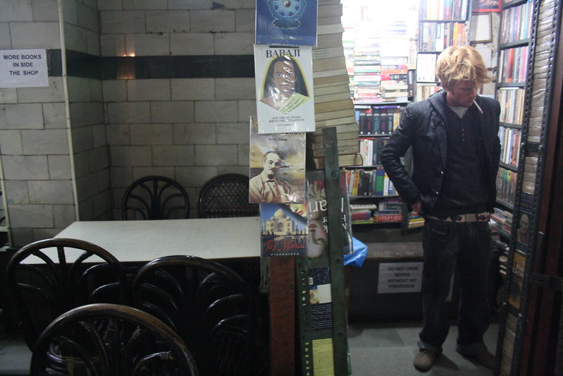 City Obituary - The Death of Prince Book Stall, Paharganj