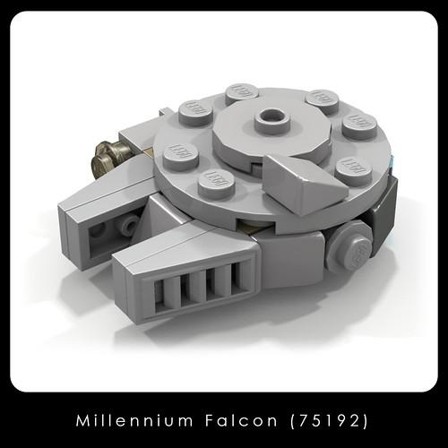 75192 - Millennium Falcon