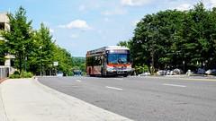WMATA Metrobus 2013 New Flyer XDE40 #7269