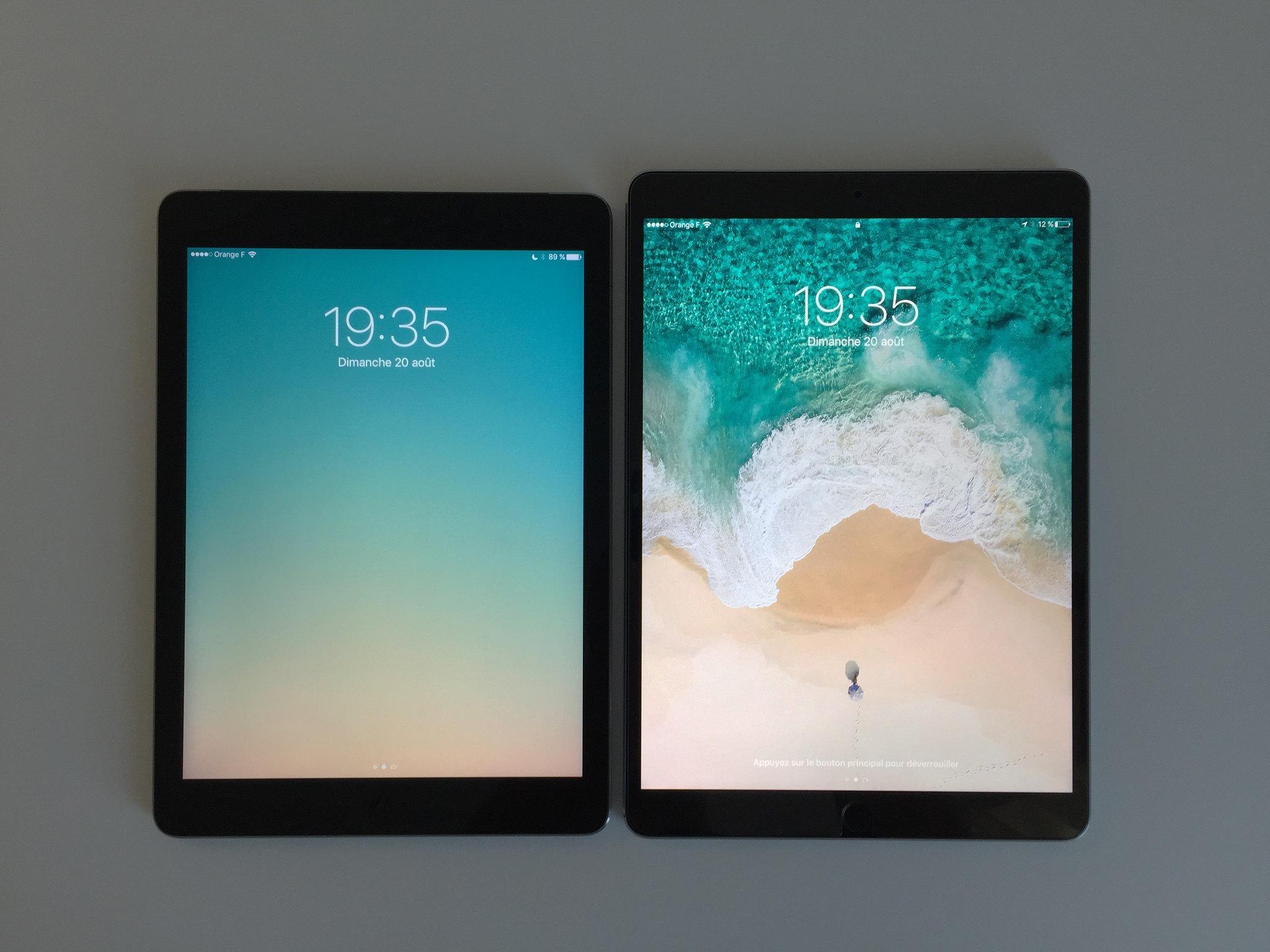 20170820 Première prise en main de l'iPad Pro 10,5'' 16