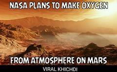 For more details visit http://ift.tt/2ipKgZN #nasa #viralkhichdi #viral #khichdi #mars #mom #isro #usa #oxygen #atmosphere #earth http://ift.tt/2g4YBK8