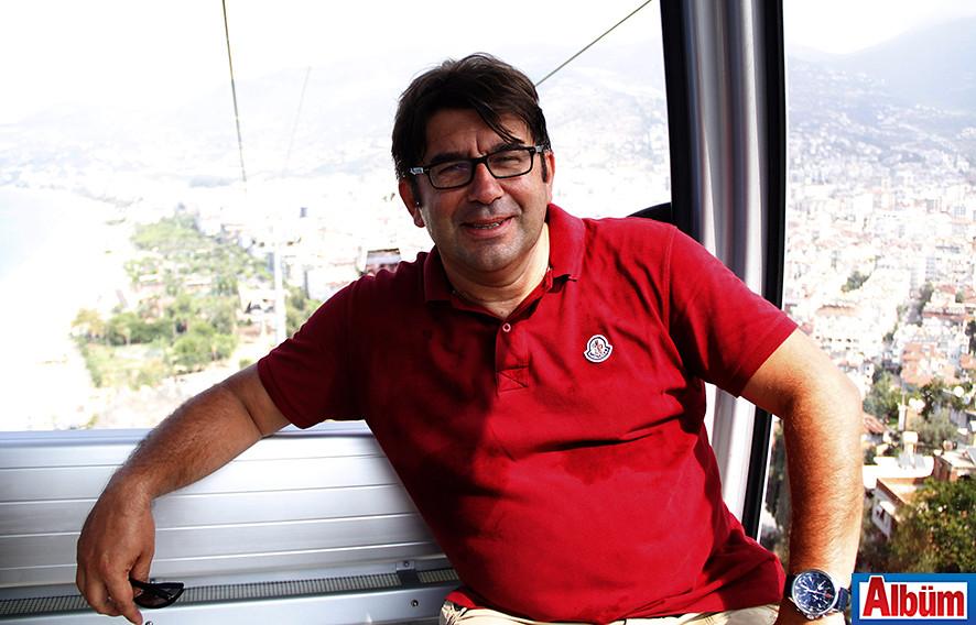 Teleferik Holding Yönetim Kurulu Başkanı İlker Cumbul