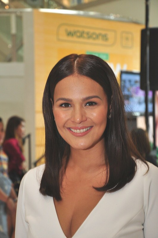 Ponds Beauty Council Member Ms Iza Calzado