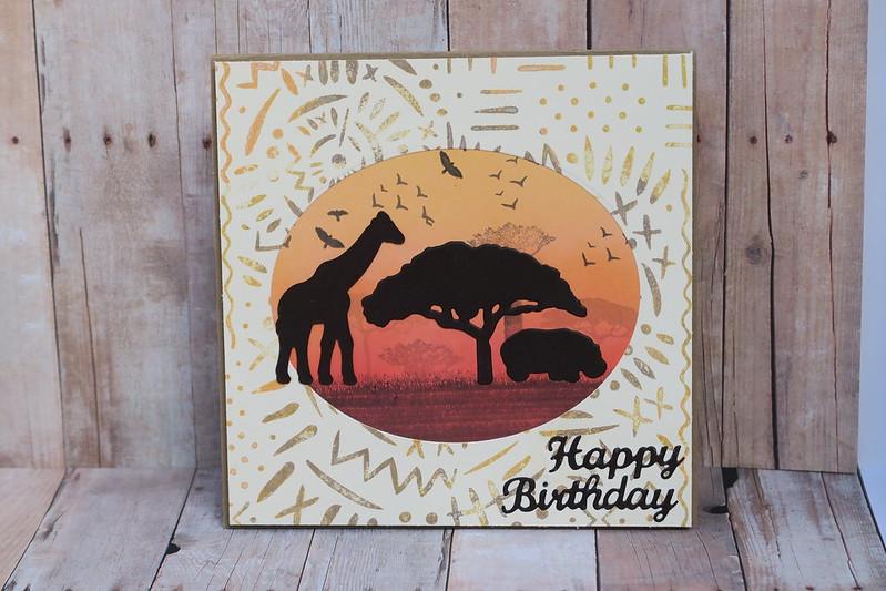 HA Safari Birthday