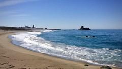 Crowded beach....