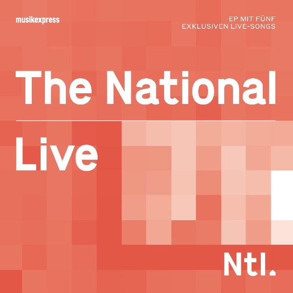 The National - Live EP