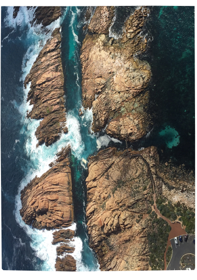 Helicopter Ride, Dunsborough