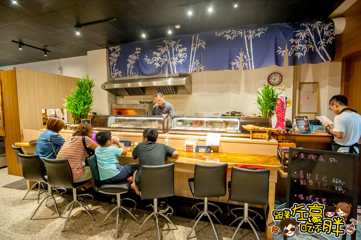 築饌日式料理丼飯壽司-12