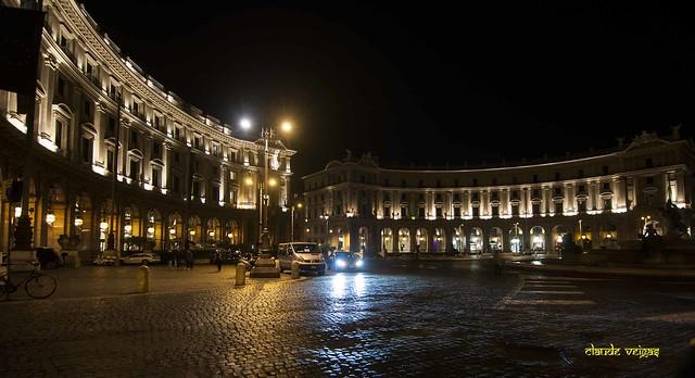 Piazza Del Repubblica
