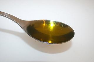 18 - Zutat Olivenöl / Ingredient olive oil