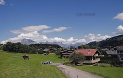 Megève view