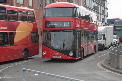 Go-Ahead London LT888 LTZ1888