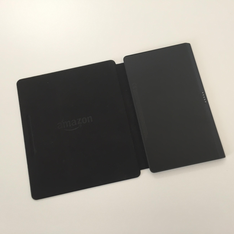 20170827 Test de la liseuse électronique Kindle OASIS Amazon 9