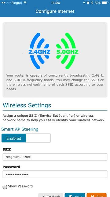 AIR-706P - iOS App - Setup #3