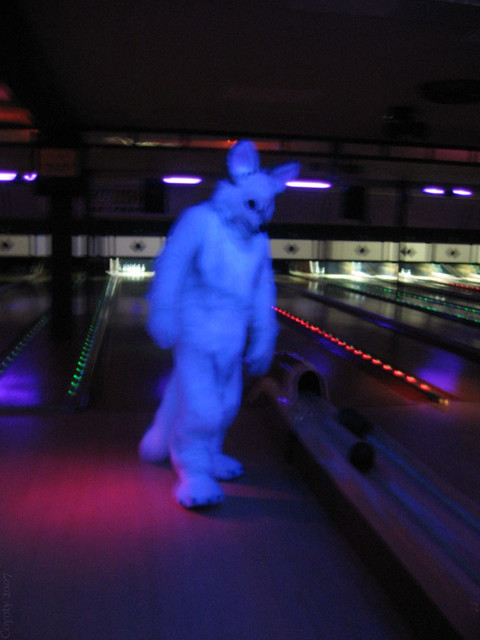 Phantom of the Bowling Alley