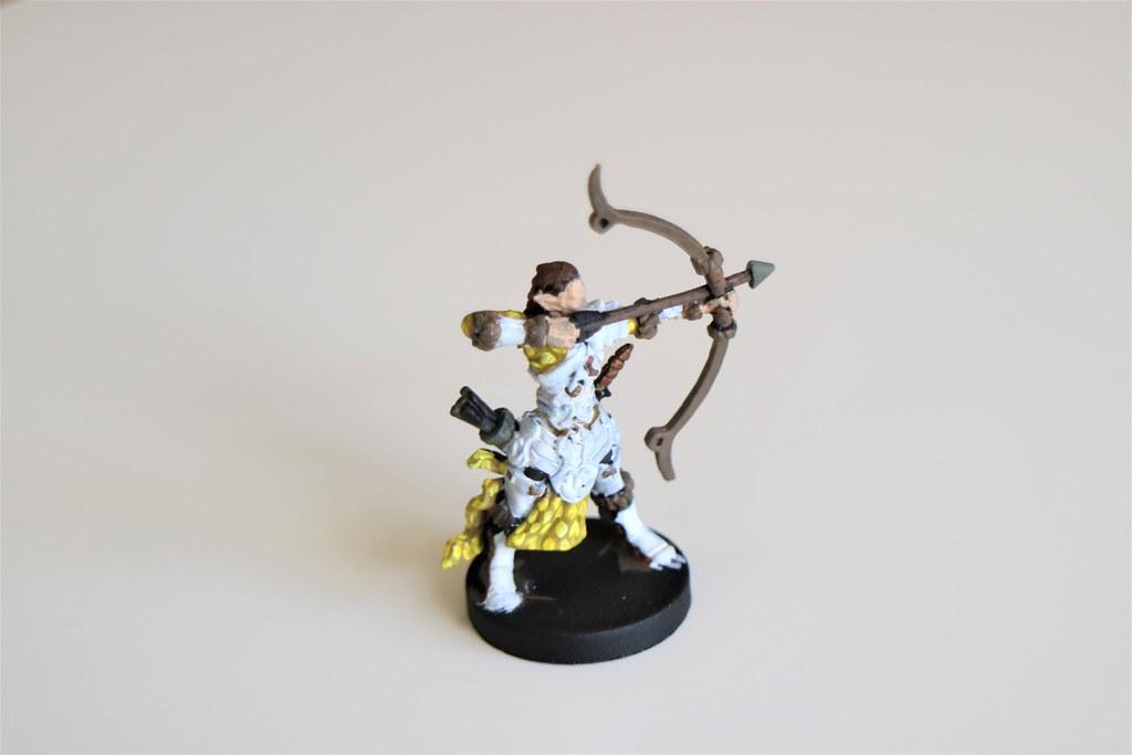 Runewars Miniatures Aspen Elf 4