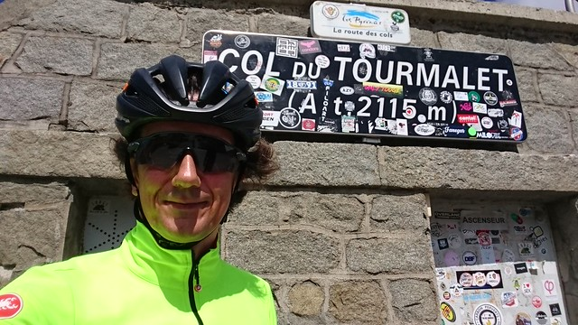 Cycling Pyrenees 2017