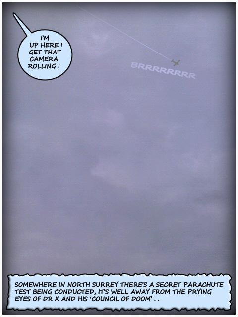 High Speed Parachute Test 1 (Top Secret).. 36883380762_c5bf5d8c5f_o