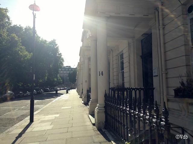 Londen, Kensington, citytrip