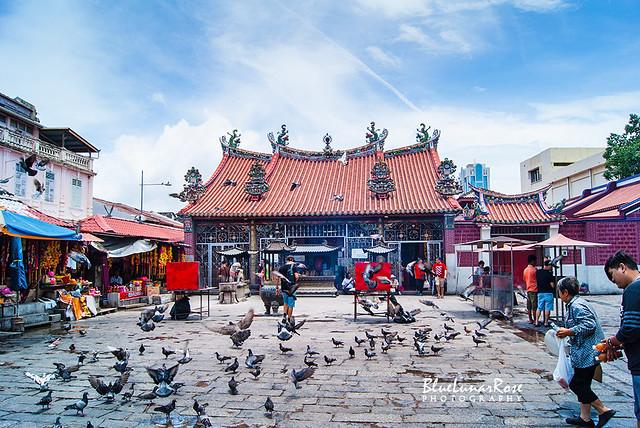 Kuan Yin Temple, George Town, Penang, Malaysia