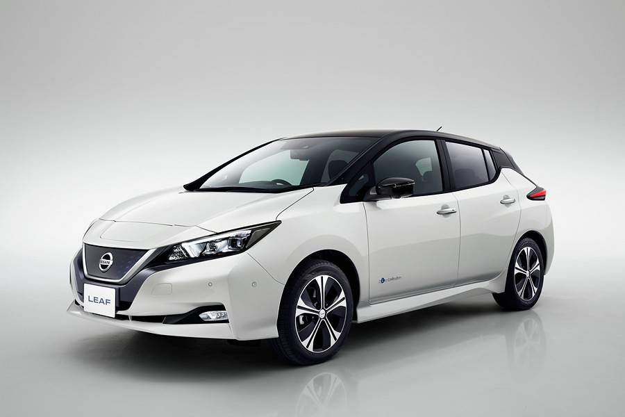 New Nissan Leaf G 20