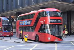 AL LT732 @ London Euston bus station