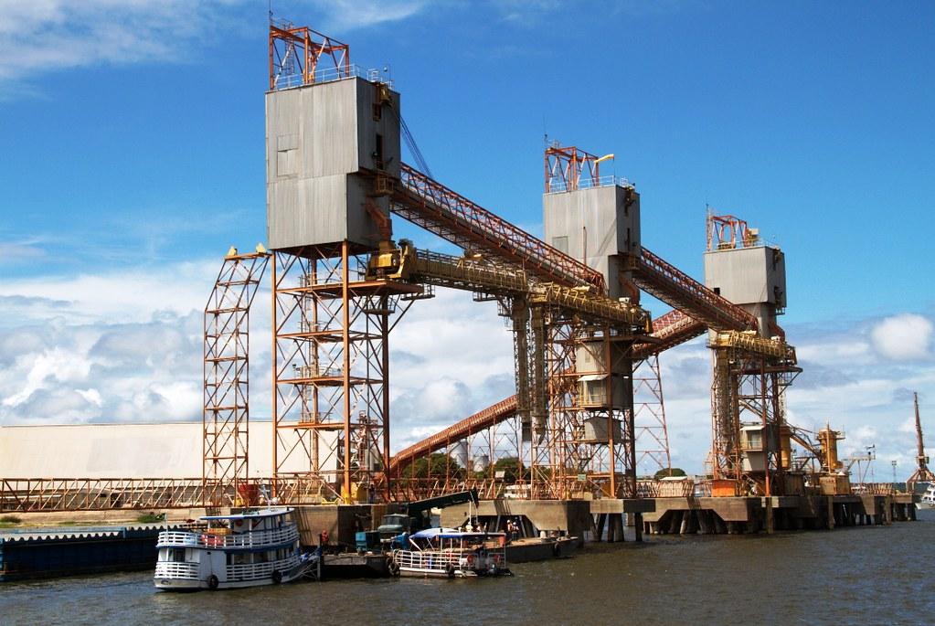 Carf anula multa de R$ 10 bilhões contra a Cargill; decisão ainda cabe recurso, Porto-de-Santarem-3-Walter-Guimaraes-1487357420