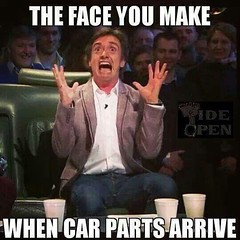 Parts Avatar is equally happy to deliver the car parts you order! Happy shopping!  #cars #carparts #aftermarketparts #memes #canada #thursday #fastshipping