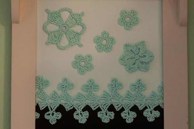 Crochet Lace Decorations