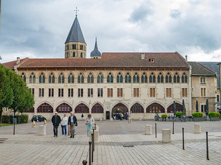 Palais Papst Gelasius II., Cluny