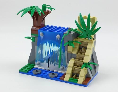 LEGO City Jungle 60160 Jungle Mobile Lab 37