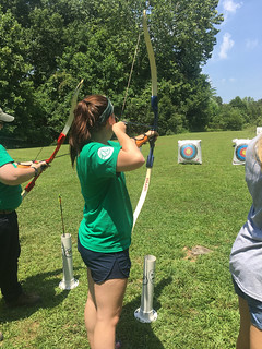 Archery Bear Creek Lake State Park | by vastateparksstaff