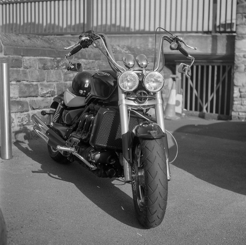 FILM - Distinguished Gentleman's Ride, Sheffield 2017-8