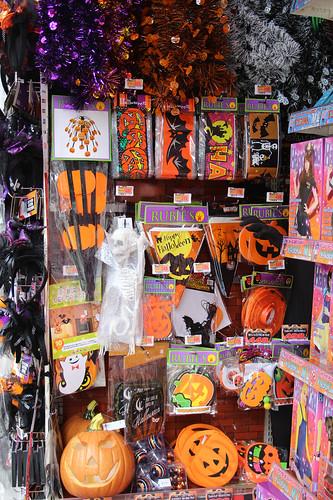 Halloween at Donki