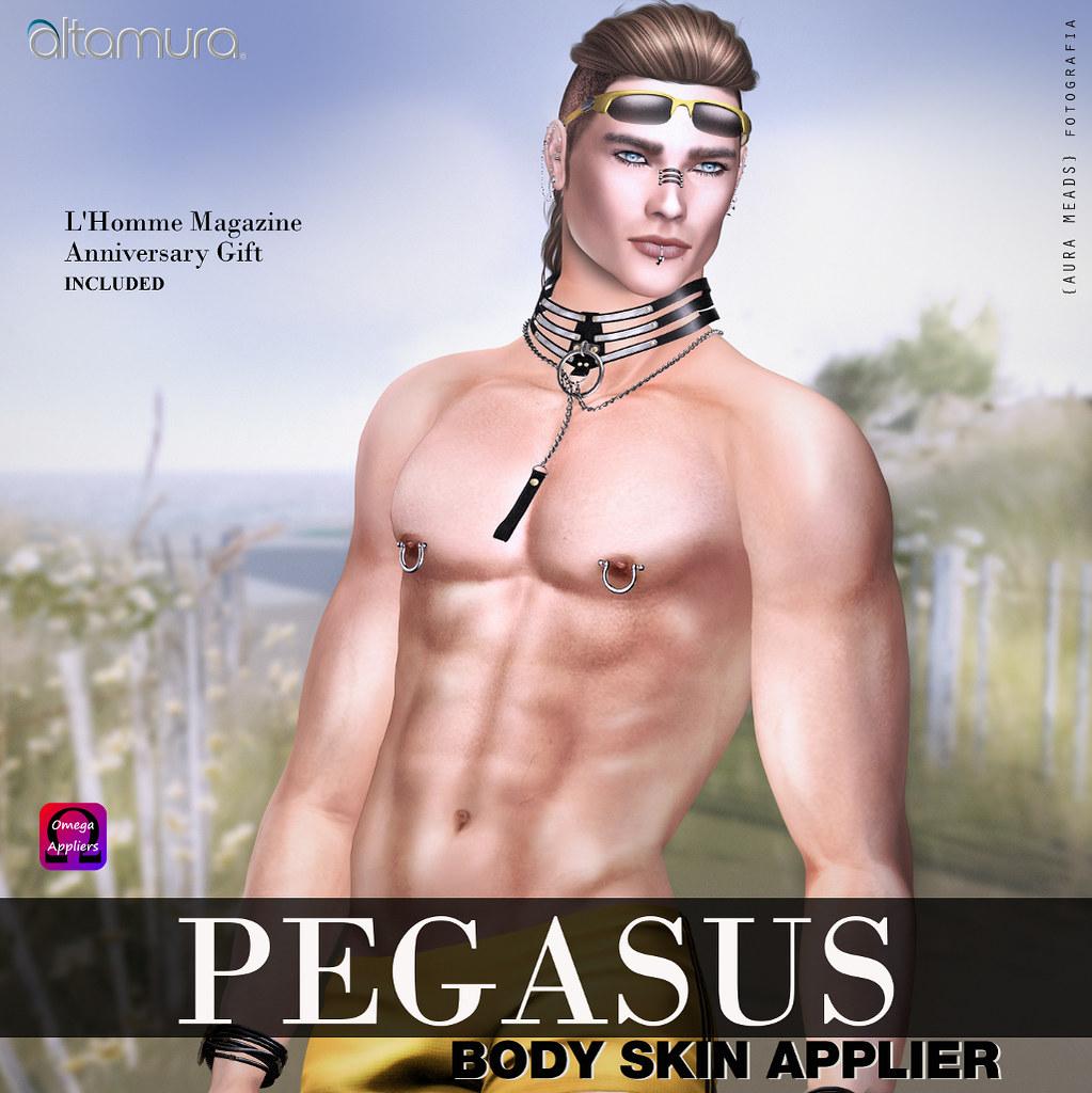Altamura Pegasus Skin
