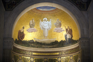 CHURCH OF TRANSFIGURATION - MOSAIC