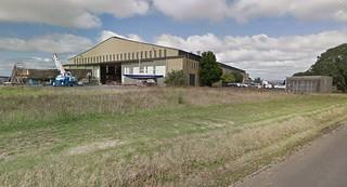 120310 3 Sqn Hangar, Hobsonville