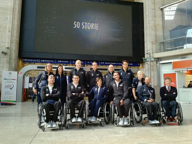 Ambasciatori dello Sport Paralimpico