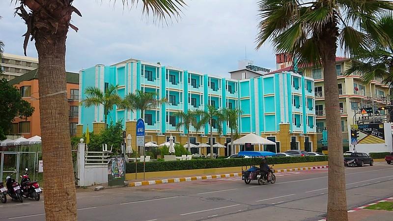 Hello welcome Pattaya Beach Rd Thailand