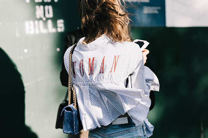 best new york street style fashion week trend style outfit 2