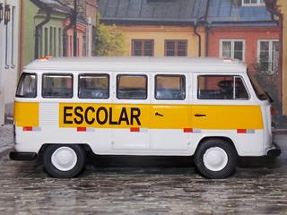 VW T2 Kombi - Escolares - 1976 - Altaya
