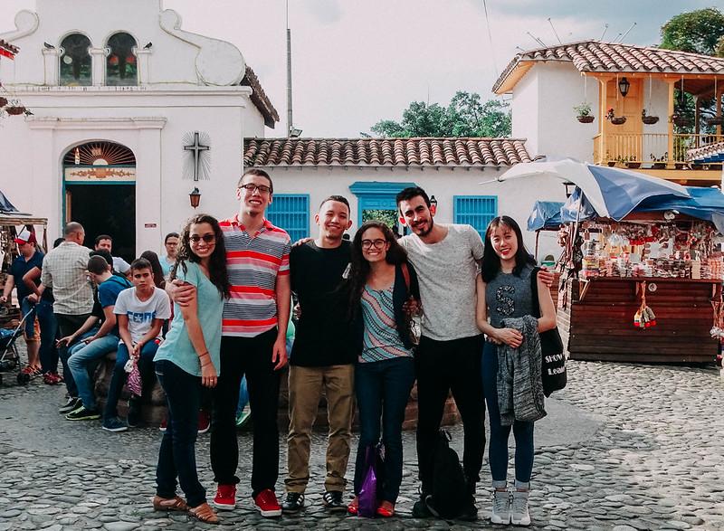 Pueblito Paisa, Medellín • COL