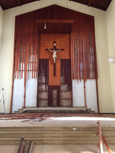 Church Renovation 1