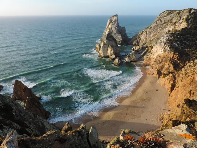 Coastal Hikes: Praia da Ursa, Sintra-Cascais Natural Park, Portugal