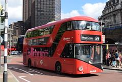 AL LT721 @ London Waterloo bus station